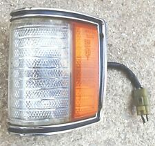 TOYOTA CROWN LS110 RIGHT FRONT CORNER LIGHT USED