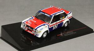 IXO Fiat 131 Abarth Monte Carlo Rally 1979 Michele Mouton RAC052 1/43 NEW