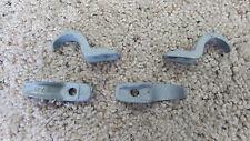 O.Z. Gedney 14-75G  1-Hole Straps ( Box of 50)