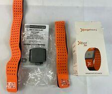 New Orangetheory OT Beat Flex Heart Rate Monitor / Armbands LG/XL *NO CHARGER*
