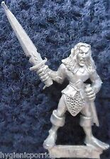 1989 wood elf mm80 abbiamo 25 Marauder elven army SILVAN WARHAMMER Citadel AD&D METAL