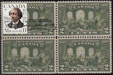 CANADA #2804.3 - SIR JOHN A. MacDONALD, CANADA's 1st PRIME MINISTER. MAXICARD #3
