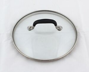 "Calphalon Simply 8"" Glass Lid with Stay Cool Handle"