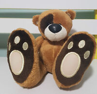 CARTE BLANCH FROM ME TO YOU BROWN BEAR! TEDDY BEAR 13CM TALL!