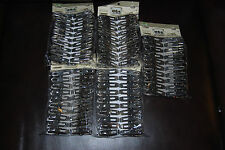 "Lot Of 200 pc Stainless Steel 2"" inch Clothespins Laundry Clothes Pins"