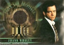 OUTER LIMITS - COSTUME PIECEWORKS CARD - FRANK WHALEY AS ZIG FOWLER CC6