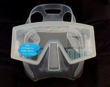 3-Windows Frameless Scuba Diving / Snorkelling Mask WIL-DM-35WS - wide face mask
