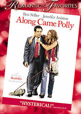 Along Came Polly (DVD, 2004, Widescreen Edition). New. Sealed.