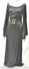 California Costumes Sexy Witch Party Costume Black Dress Halloween Ladies M NWT