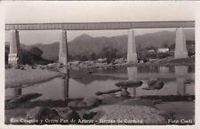 * ARGENTINA - Rio Cosquin y Cerro Pan de Azucar - Sierras de Cordoba 1955