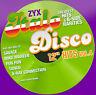 "CD ZYX Italo Disco 12"" Hits Vol. 4 di Various Artists 2CDs"
