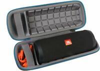 Hard Carrying Travel Case for JBL Flip 3 4 5 Portable Bluetooth Speaker Black US