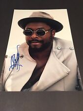 WILL.I.AM signed signiert Photo 20x30