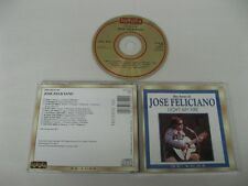 Jose Feliciano the best of light my life - CD Compact Disc