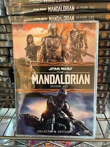 The Mandalorian : Complete Season 1-2 DVD Brand New / Free Shipping