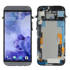 LCD Display Touch Screen Digitizer + Middle Frame Assembly For HTC One M8 831C