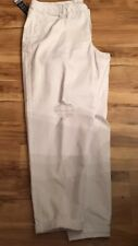 Merona Size 18 Fit 3 Skinny Jeans White With Side Detail