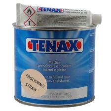 TENAX  Mastice  Stucco per Marmo Paglierino Liquido ml.750