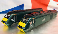 Hornby 00 Class 43 HST Locomotive & Dummy Bodies shells Only (New)