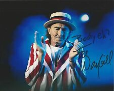 "Fee Waybill of The Tubes REAL hand SIGNED 8x10"" Photo #1 Autographed w/ COA"