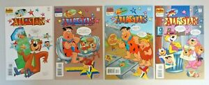 Hanna Barbera All Stars #1-4 VF/NM Complete Yogi Flintstones Archie Comics 1995