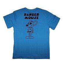 Danger Mouse Penfold Greenback Cartoon DVD Shirt - Sizes S-XXL Many Colours
