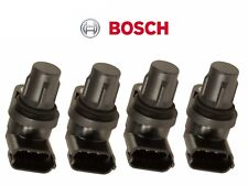 Mercedes Benz Set of 4 Camshaft Cam Position Sensors OEM BOSCH