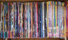 Collezione WIZ Magazine Marvel 1-84 Completa Marvel con adesivi e poster [G436]