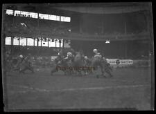Vintage 1926 New York Yankees Football Red Grange Yankee Stadium Negative #6