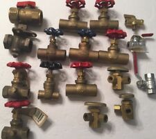 Plumbing Valve & Handle Lot Steampunk