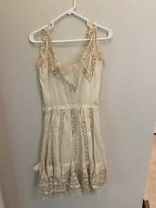 Antique 1920s Lace Undergarment? Dress?