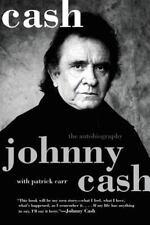 Cash: The Autobiography, Johnny Cash, Good Condition, Book