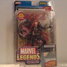 Marvel Legends Series VIII Black Widow Action Figure