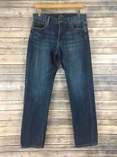 Lucky Brand Men's Size W 32 x L32 Dark Blue 221 Original Straight Denim Jeans