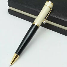 Luxury MB Ballpoint Pen Greta Garbo White/Gold  Gift