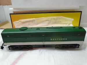 """O SCALE  RailKing By MTH 30-2151-3 """"Southern"""" Alco PA B-Unit (non-powered)"""