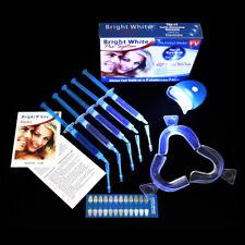 Dental Care Teeth Whitening Whitelight Bright White Smiles Bleaching System Kit