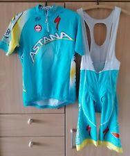 Astana Team Trikotset Cycling Jersey set Gr M