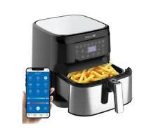 Friggitrice ad aria calda senza olio proscenic t21 5,5 Lt Alexa cuoce arrosto