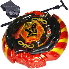 Mercury Anubius Anubis 85XF Brave Version Red Beyblade STARTER SET w/ Launcher