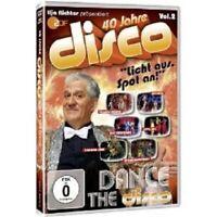 ILJAS DISCO DANCE THE DISCO DVD BACCARA UVM NEW+