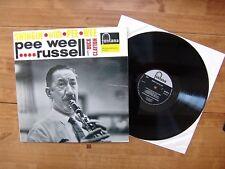 """Lp Russell, Pee Wee """"Swingin 'con.."""" Fontana Prestige Moodsville 688 403 Zl"""