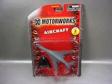 NIB MAISTO MOTORWORKS B-1B LANCER JET 1/87 DIE CAST AIRCRAFT PACKAGE W/WEAR