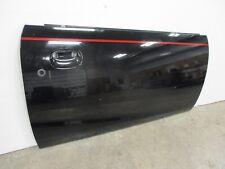 2004-2007 Saturn Ion Quad Coupe Passenger Side FRONT Door Skin BLACK