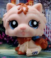 LITTLEST PET SHOP ☀ TAN & BROWN CHOW CHOW PUPPY #1983 ☀ NEW ☀ SPRING DOG