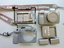 Canon EOS R 30.3MP Digital Camera - (Body NO LENS) + accessories + 3 batteries