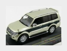 Mitsubishi Pajero 4Wd 2010 Gold Green FIRST43 1:43 F43-076