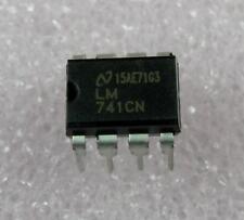 LM741CN : OpAmp : DIP-8  : 5pcs per lot