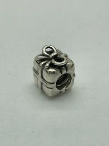 Pandora Sterling Silver Present/Gift Bead Charm #790300