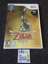 The Legend of Zelda: Skyward Sword Nintendo Wii Brand New Sealed US Edtion